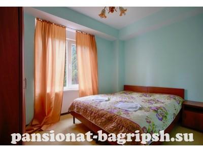 Пансионат «Багрипш», полулюкс 2-х комнатный
